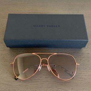 Warby Parker Aviators